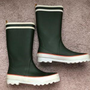 JCrew - Rain Boots sz 10